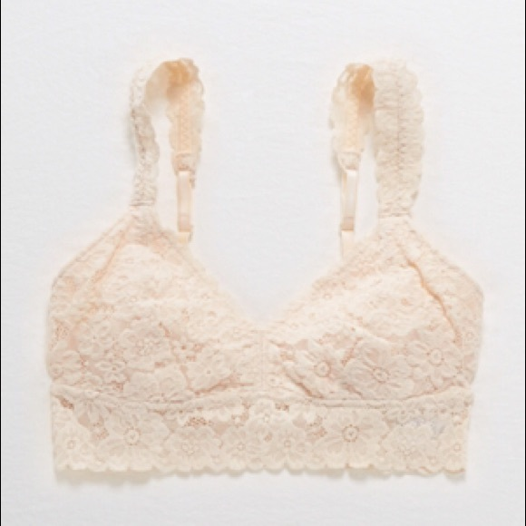 d98e10584a1 aerie Other - Aerie Classic Lace Bralette